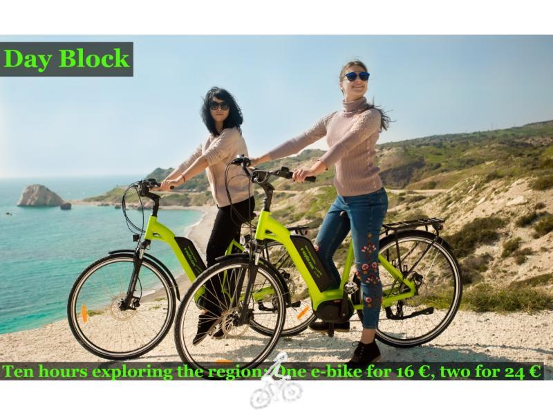 e-asyGo.com - e-bike rent in Cyprus