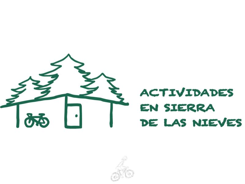 Actividades en Sierra de las Nieves