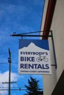 Everybodys Bike Rentals
