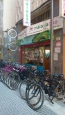 Malaga Bike Tours by Kay Farrell