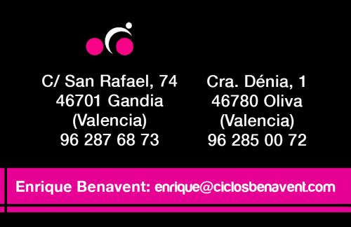 Ciclos Benavent