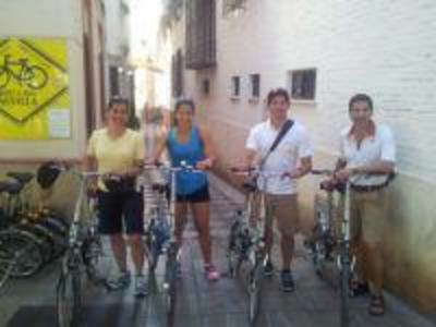 Rent a Bike Sevilla