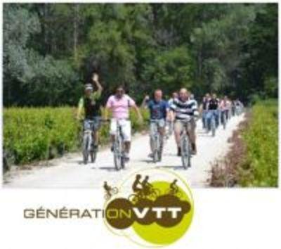 Generation VTT - Un velo dans la ville